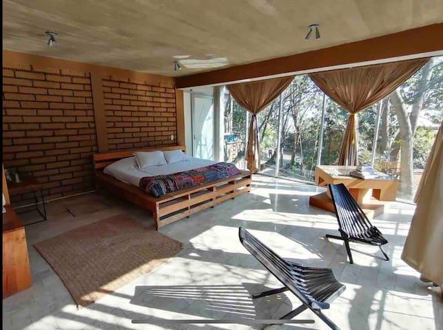 Santiago Tepetlapa的民宿