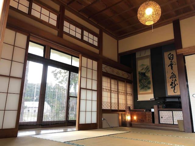 Katsuura-shi的民宿
