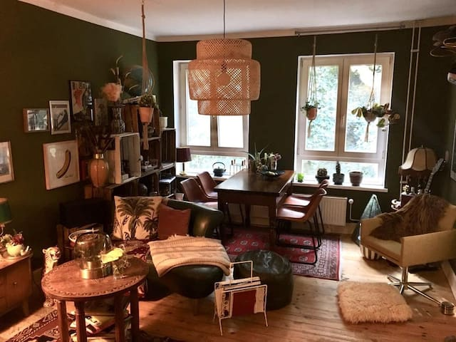 Cosy and fancy apartment near harbour