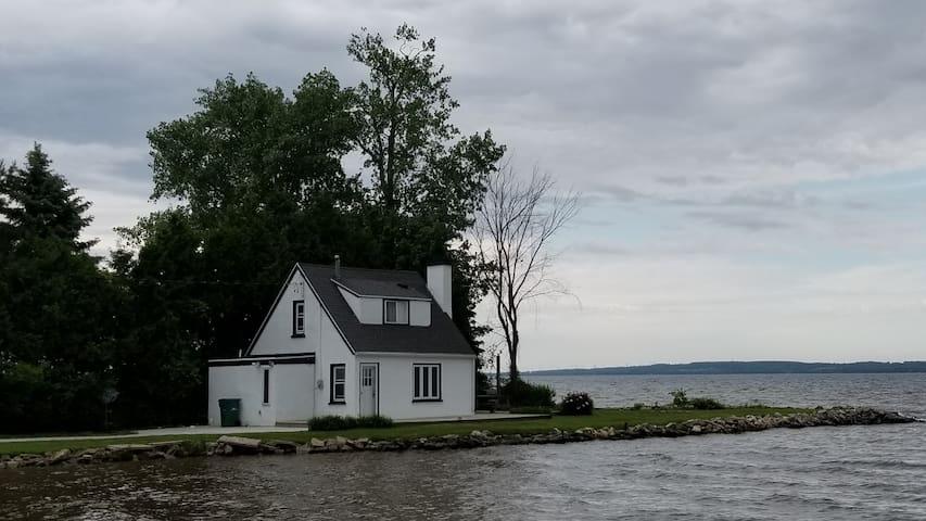 Fond du Lac的民宿