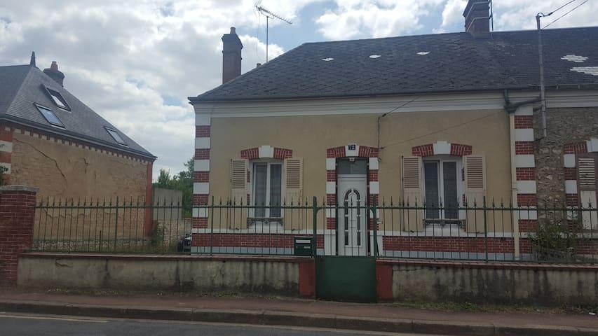 Châlette-sur-Loing的民宿