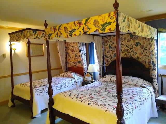 Newport House Bed n Breakfast-Private Room Ensuite