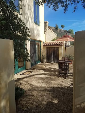 圣巴巴拉的民宿