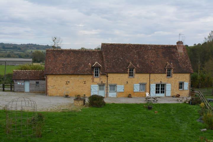 Cisai-Saint-Aubin的民宿