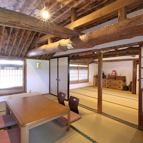 须贺川(Sukagawa)的民宿