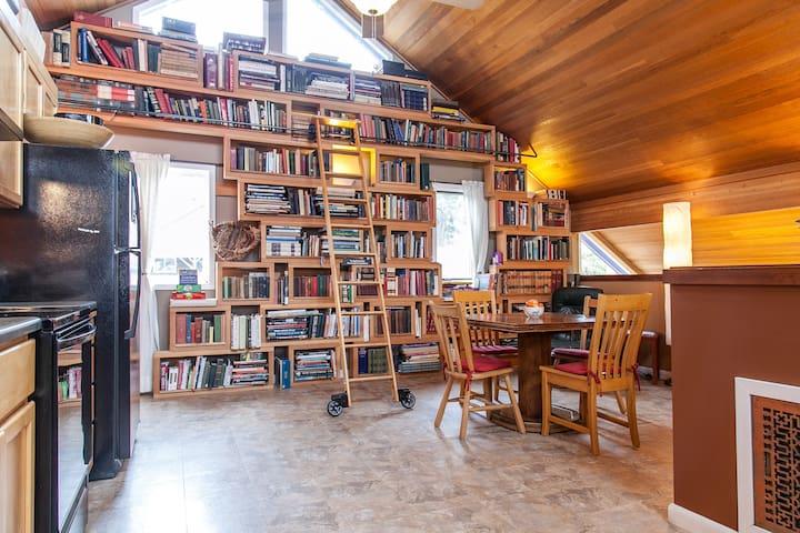 Home away from Home (aka Book House)