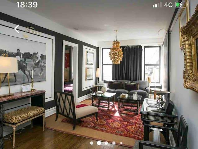 Manhattan  furnished 2 bedrooms #2