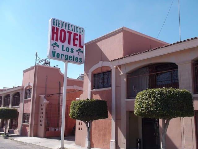 Villa Hidalgo的民宿