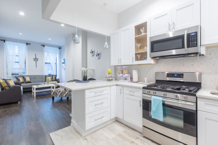 Luxury Central Park Apartment close to everything