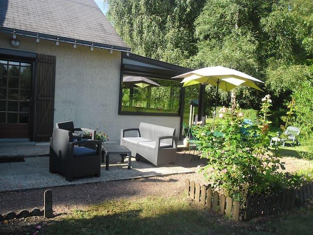 Chouzé-sur-Loire的民宿