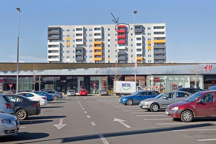奥拉迪亚(Oradea)的民宿