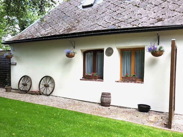Aubéguimont的民宿