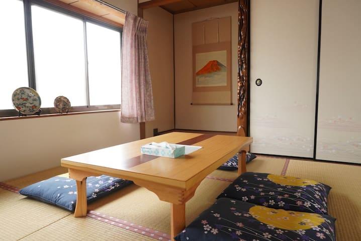Takehara的民宿