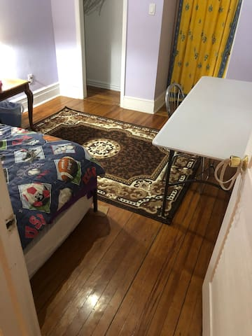 woodcliff guestroom