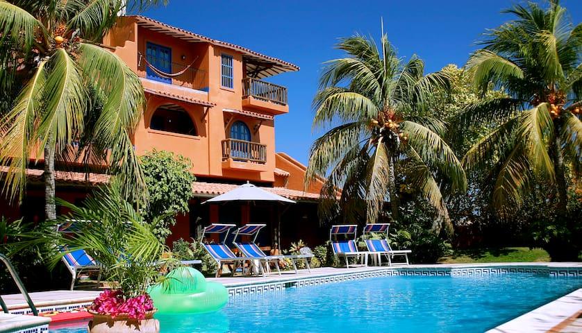Playa El Agua的民宿