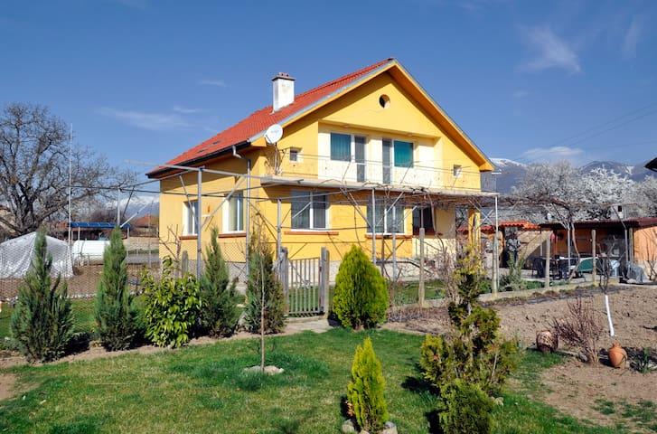 Gabarevo的民宿