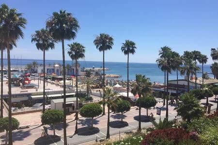 Beachfront 1st Line Marbella 3 pools-ocean views.