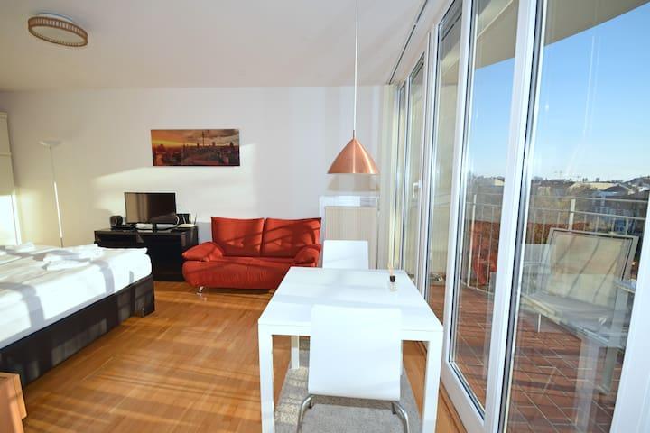 Parkview Apartment Skyline