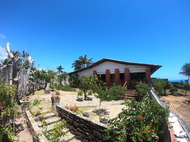 Baía Formosa的民宿