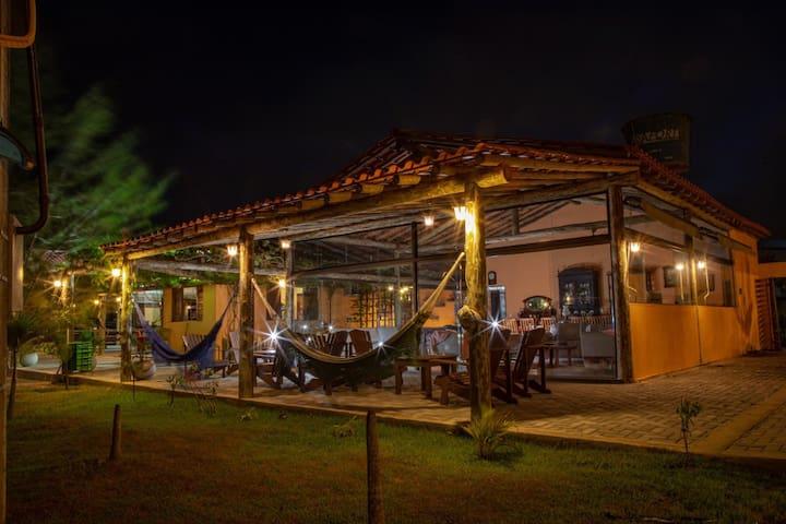 Campo Alegre的民宿