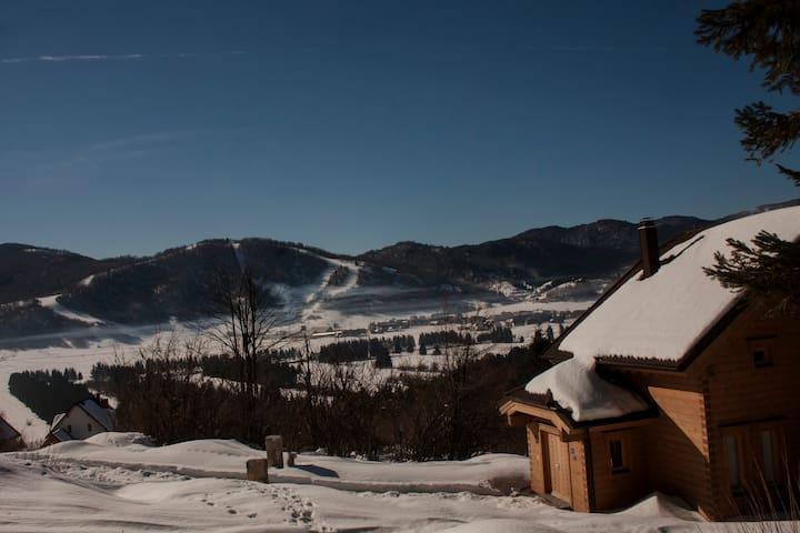 Mrkopalj的民宿