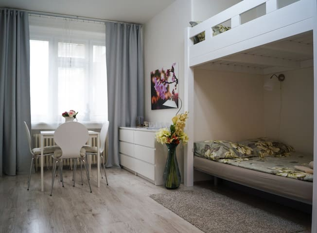 BRAND NEW appartment with GREAT location