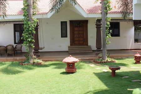 Sree's cottage