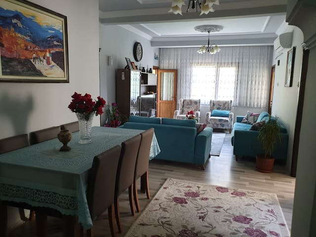 Coşandere Köyü的民宿