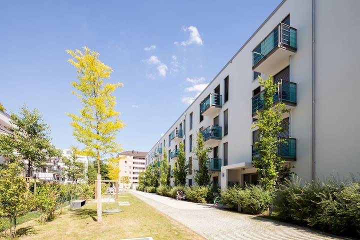 慕尼黑的民宿