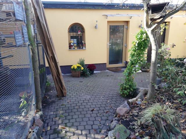 Oranienburg的民宿