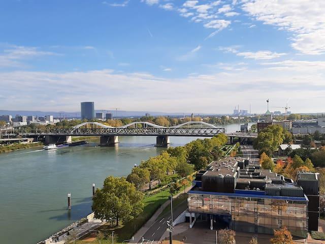 Ludwigshafen am Rhein的民宿
