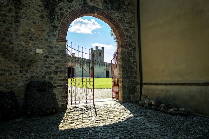 Carpaneto Piacentino的民宿