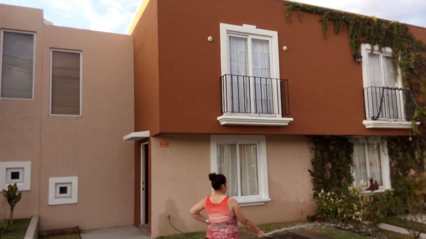Villa Nueva的民宿