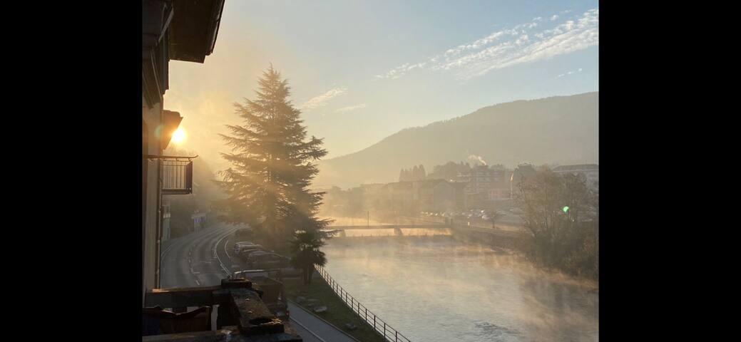 Ponte Tresa的民宿