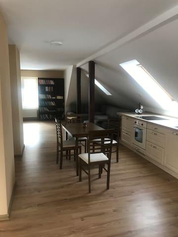 Liptovský Hrádok的民宿