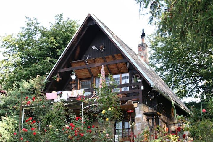 Úhlejov的民宿