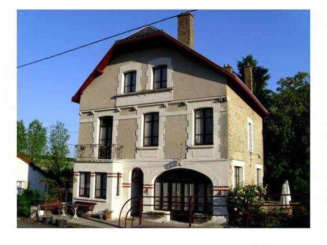 Rilly-sur-Aisne的民宿
