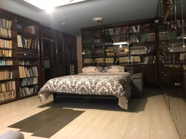 Bibliotheque. A Unique Place @ Heart of Egkomi