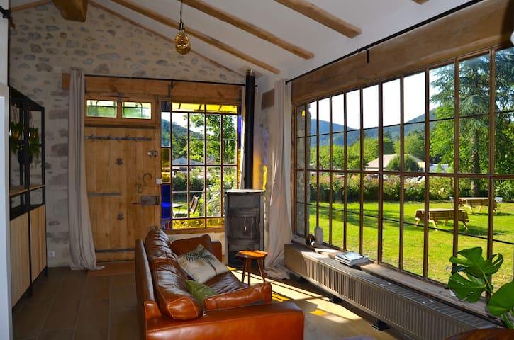 Saint-Jean-du-Gard的民宿