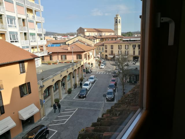 Flat in old town of Sesto Calende