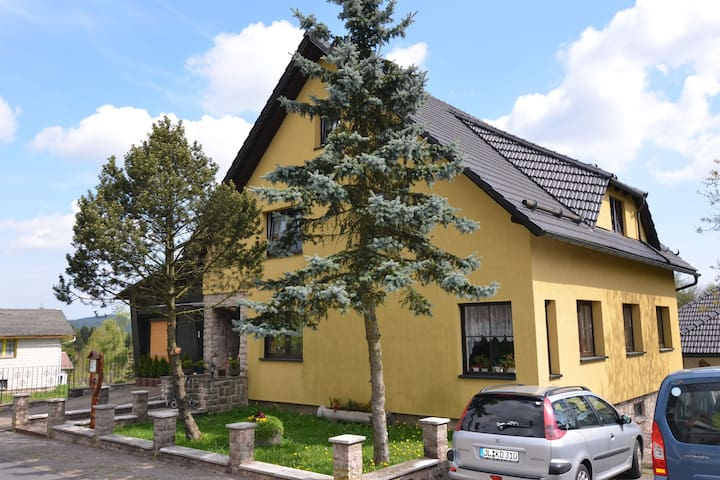 Ilmenau Ortsteil Frauenwald的民宿