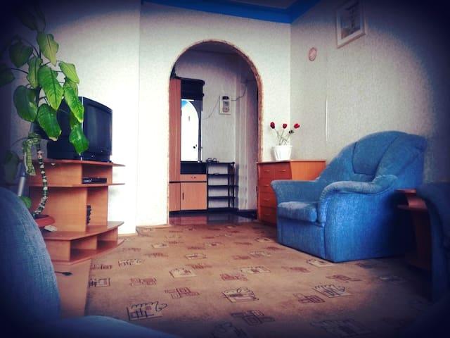 Belovo的民宿
