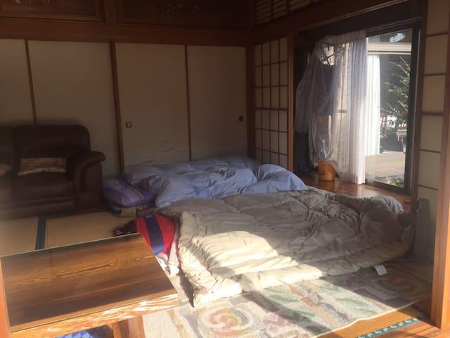 Minamiashigara的民宿