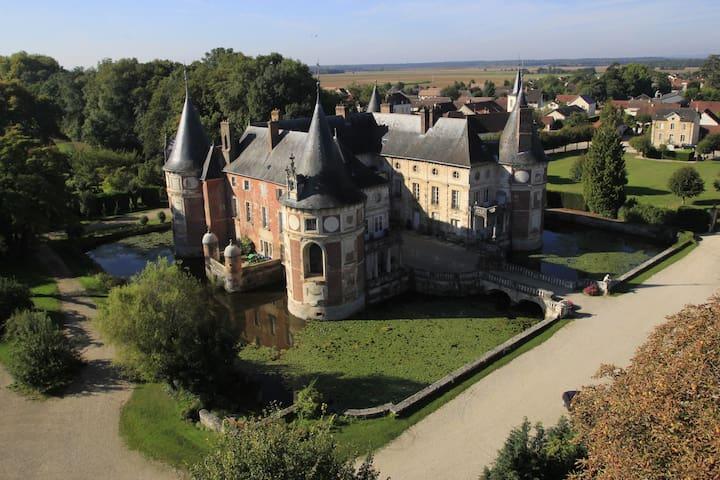 Longecourt-en-Plaine的民宿