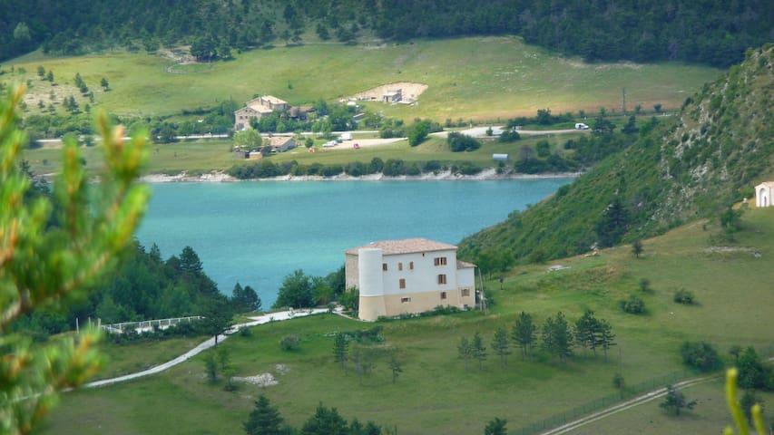 Saint-André-les-Alpes的民宿