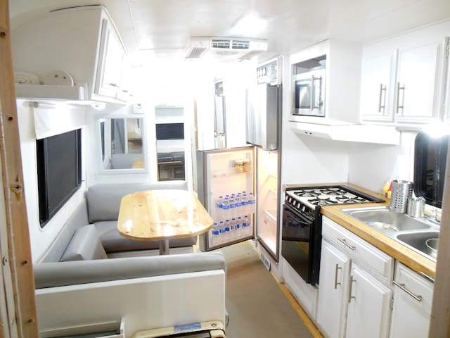 AirStream Director's Trailer By Burbank! (Sunland)