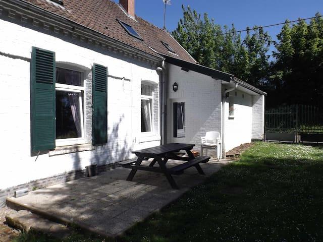 Gauchin-Verloingt的民宿