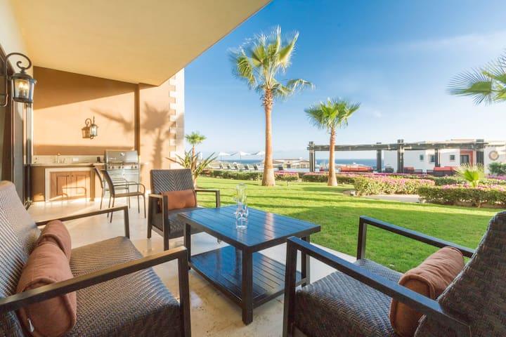 Copala At Quivira-Poolside Ground Floor Oceanview