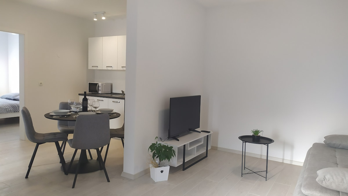 Apartment Aria, two bedrooms and terrace