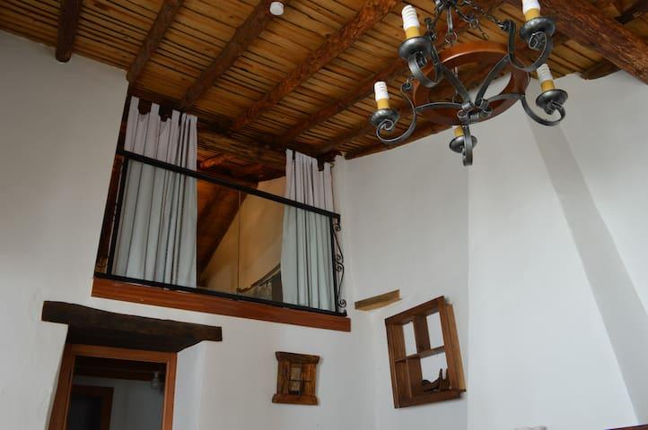 Minas de Santa Quiteria的民宿